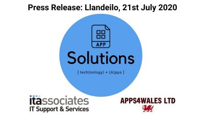 IT Associates and Apps4Wales Ltd announce Strategic Partnership