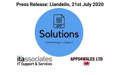 IT Associates and Apps4Wales Ltd announce Strategic Partnership